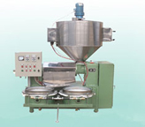 automatic oil press