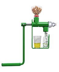 vegetable manual oil press expeller