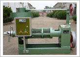 Oil Press With Electrical Heate